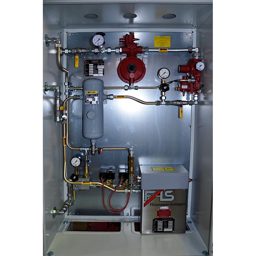 FAS 93065 Испарительная установка тип FAS 3000 производительностью до 1200 кг/ч